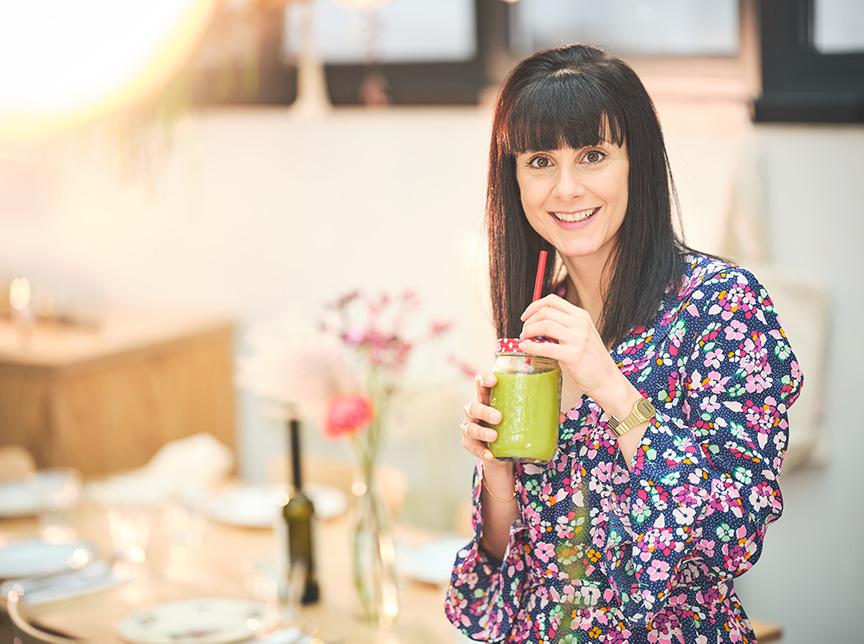Myriam Kamouh - Green Coach Nutrition