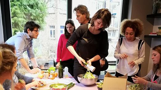 Workshops Nutrition en Entreprise - Green Coach Nutrition